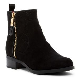 New Tommy Hilfiger Patron Quilted Bootie